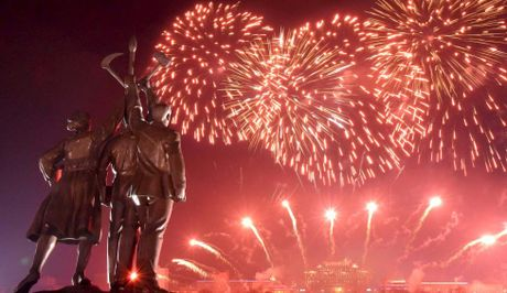 Dat nuoc Trieu Tien qua anh Reuters - Anh 2
