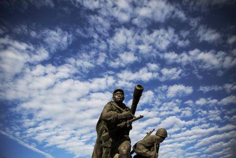 Dat nuoc Trieu Tien qua anh Reuters - Anh 4