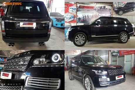 Range Rover Vogue 'bien hinh' SV Autobiography 11 ty tai VN - Anh 10