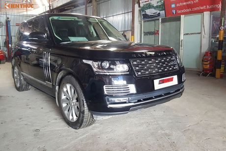 Range Rover Vogue 'bien hinh' SV Autobiography 11 ty tai VN - Anh 1