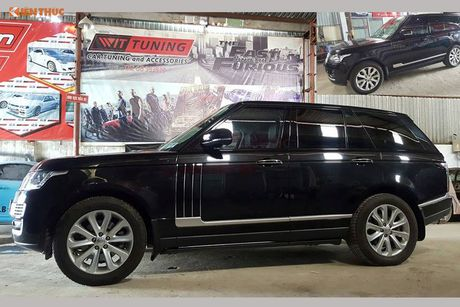 Range Rover Vogue 'bien hinh' SV Autobiography 11 ty tai VN - Anh 2