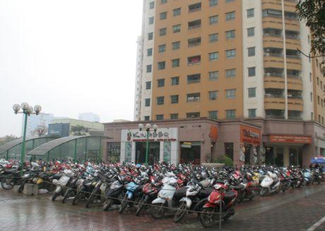 Khu do thi Trung Hoa - Nhan Chinh xuong cap tram trong - Anh 1