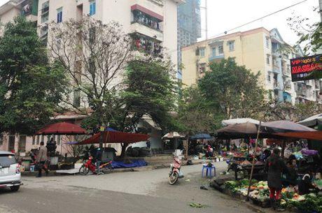 Khu do thi Trung Hoa - Nhan Chinh xuong cap tram trong - Anh 3