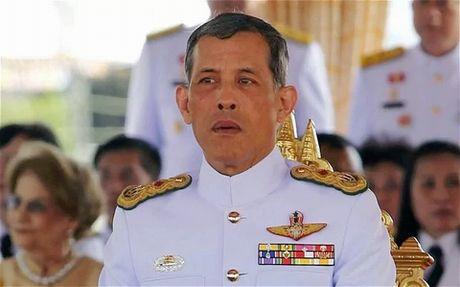 Thai Lan chinh thuc co vua moi - Anh 1