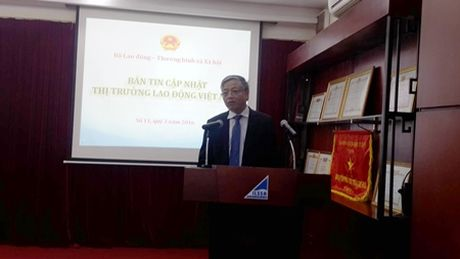 Hon 1 trieu lao dong Viet Nam dang that nghiep - Anh 1