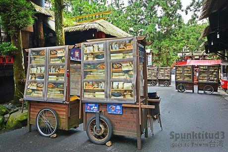 Ngoi lang yeu quai - Diem den khong nen bo lo tai Dai Loan, Trung Quoc - Anh 10