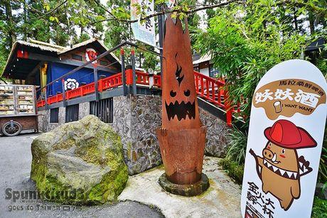 Ngoi lang yeu quai - Diem den khong nen bo lo tai Dai Loan, Trung Quoc - Anh 13