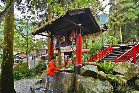 Ngoi lang yeu quai - Diem den khong nen bo lo tai Dai Loan, Trung Quoc - Anh 9