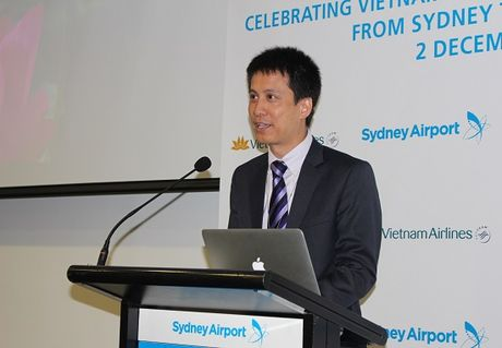VNA su dung Boeing 787-9 Dreamliner o Australia - Anh 1