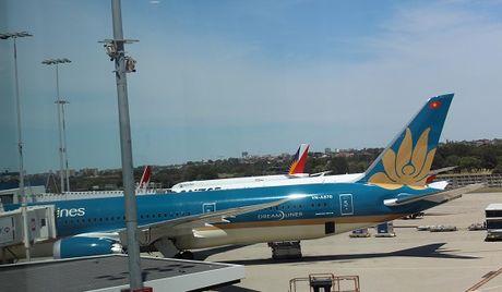 VNA su dung Boeing 787-9 Dreamliner o Australia - Anh 2