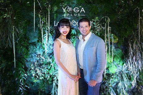 CMG.ASIA khai truong thien duong Yoga Plus - Anh 1
