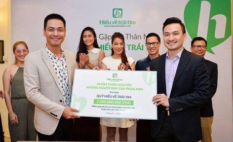 Chuyen MC Phan Anh bi doi lai tien tu thien: Ca si Thai Thuy Linh len tieng - Anh 2