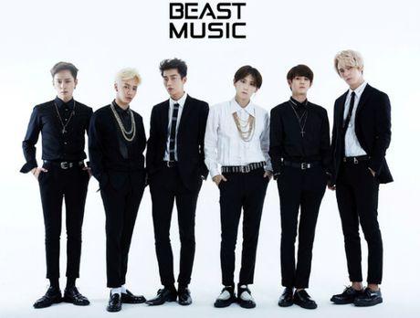 My idol: Beast - 'Quai vat' luon co 'nguoi dep' bao ve - Anh 1