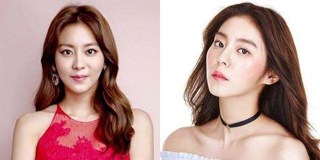 Nhung guong mat V-line an tuong cua idol Kpop - Anh 11