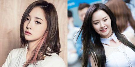 Nhung guong mat V-line an tuong cua idol Kpop - Anh 12