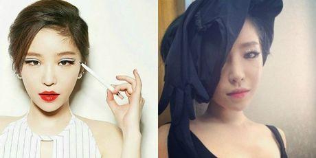 Nhung guong mat V-line an tuong cua idol Kpop - Anh 14