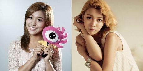 Nhung guong mat V-line an tuong cua idol Kpop - Anh 2