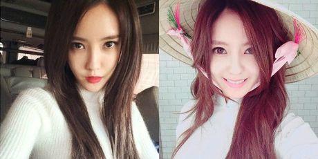 Nhung guong mat V-line an tuong cua idol Kpop - Anh 3