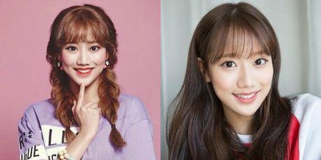 Nhung guong mat V-line an tuong cua idol Kpop - Anh 5