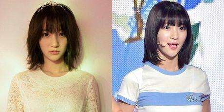 Nhung guong mat V-line an tuong cua idol Kpop - Anh 6
