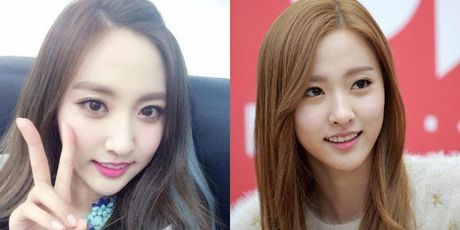 Nhung guong mat V-line an tuong cua idol Kpop - Anh 7