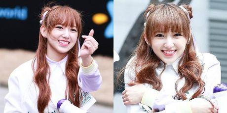 Nhung guong mat V-line an tuong cua idol Kpop - Anh 8