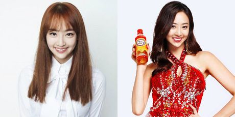 Nhung guong mat V-line an tuong cua idol Kpop - Anh 9