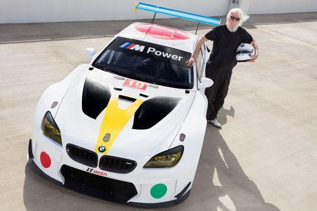 BMW trinh lang M6 GTLM 'sieu doc' - Anh 2