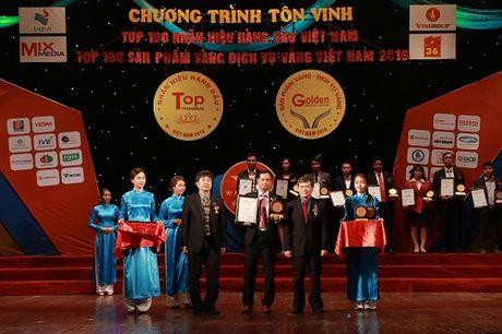Yen sao Khanh Hoa lot Top 50 nhan hieu hang dau Viet Nam - Anh 1