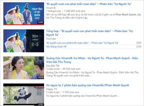"Cac ba me Viet phat sot voi ""Vo nguoi ta"" cua Thu Trang - Manh Quynh - Anh 1"