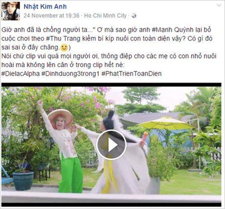 "Cac ba me Viet phat sot voi ""Vo nguoi ta"" cua Thu Trang - Manh Quynh - Anh 4"