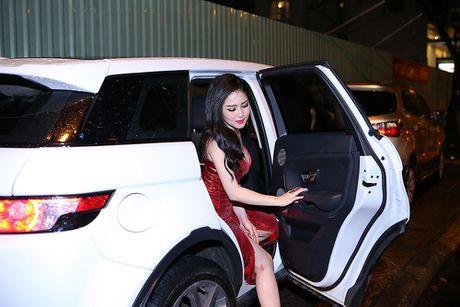 Huong Tram goi cam voi vay do ruc, cat xe tao bao - Anh 1