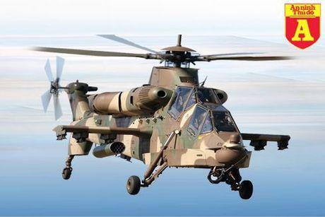 AH-2 Rooivalk - Sieu truc thang chien dau den tu Nam Phi - Anh 1