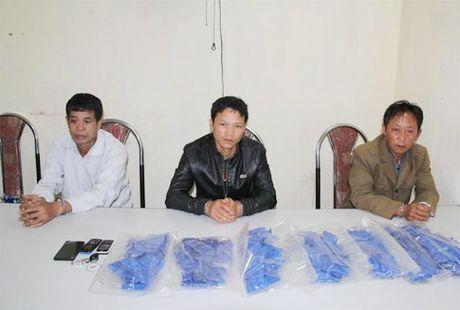 Nam thanh nien 16 tuoi tham gia van chuyen 16 banh heroin - Anh 1