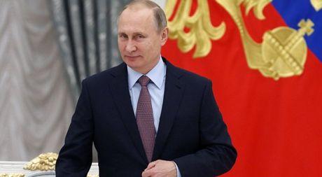 Tong thong Putin muon xay dung mot ky nguyen moi cung ong Donald Trump - Anh 1