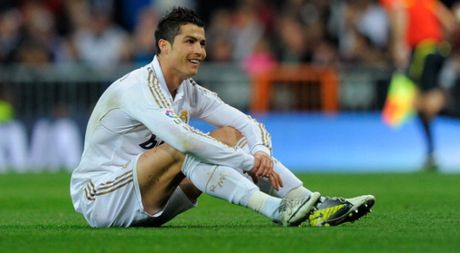 Sau Neymar, Messi rat co the Ronaldo se doi dien voi an phat tu vi tron thue - Anh 1