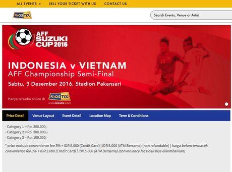 'Nong' truoc tran ban ket luot di AFF Cup: Indonesia – Viet Nam - Anh 2