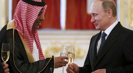 OPEC cat giam san luong dau: Nguoi huong loi lon nhat la Nga? - Anh 1