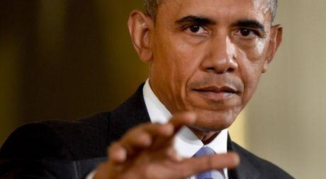 Tong thong Obama co 'bao ve di san' truoc khi nghi - Anh 1