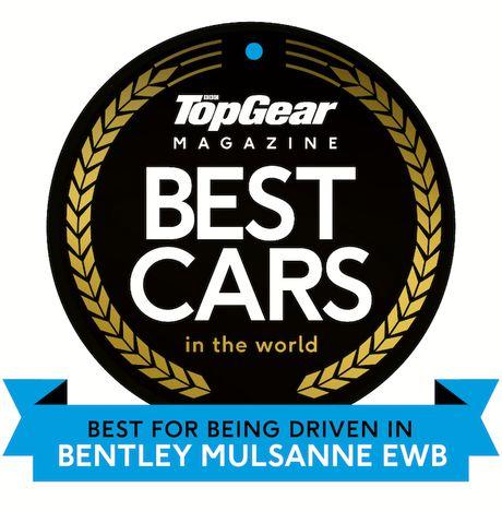 Bentley Mulsanne EWB duoc vinh danh 'chiec xe dang cap nhat' - Anh 2