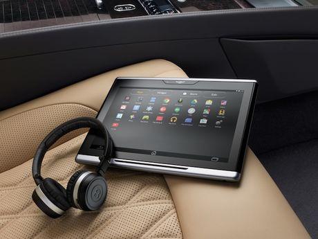 Bentley Mulsanne EWB duoc vinh danh 'chiec xe dang cap nhat' - Anh 4