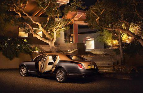 Bentley Mulsanne EWB duoc vinh danh 'chiec xe dang cap nhat' - Anh 5