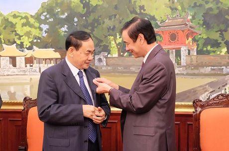 Viet Nam – Campuchia giu vung tinh huu nghi - Anh 2