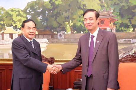 Viet Nam – Campuchia giu vung tinh huu nghi - Anh 3