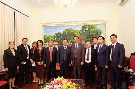 Viet Nam – Campuchia giu vung tinh huu nghi - Anh 4