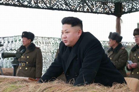 Trieu Tien tap tran phao binh lay muc tieu 'huy diet' Seoul - Anh 1