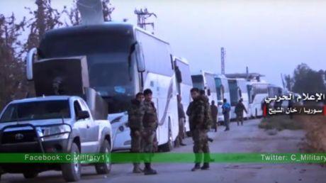 Nhung tu binh Syria han hoan tro ve trong chien thang - Anh 1