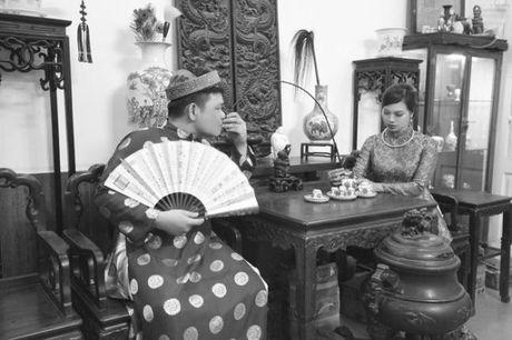 Bo anh cuoi 'Ky uc Dong Duong' doc dao cua cap doi Ha Thanh - Anh 10
