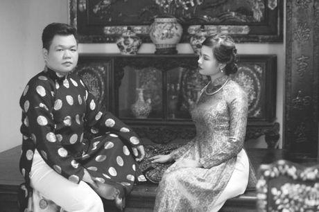 Bo anh cuoi 'Ky uc Dong Duong' doc dao cua cap doi Ha Thanh - Anh 6
