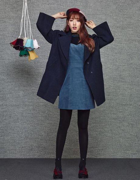 My nhan 17 tuoi xu Han dep khong kem dan chi Park Shin Hye - Anh 11